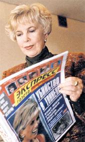РАИСА МАКСИМОВНА ГОРБАЧЁВА: бабушка Ксении любила читать `Экспресс газету`