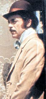 «РАБЫНЯ ИЗАУРА» 1976 ГОД: Рубенс в роли Леонсио