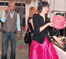 ПЕРЕД ОЧЕРЕДНОЙ СВАДЬБОЙ: Шалимов покупает любимой шляпку