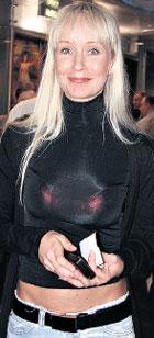 НАСТЯ ПРОХАНОВА: дочь Сергея Борисовича работает в театре художником по костюмам