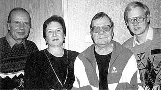 Все это время вдова михаила ивановича, с которой он прожил почти двадцать лет, елена лаврова не
