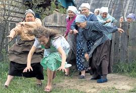 САМОСУД: во всех своих бедах жители деревни винят нечистую силу