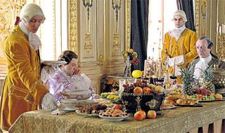 ЗАВТРАК В ВЕРСАЛЕ: Людовик XV и принц де Конти