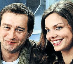 После съемок в картине «Ирония судьбы. Продолжение» Лиза и Константин ХАБЕНСКИЙ стали добрыми друзьями