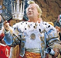 Королю Йагупопу - 100 лет! // Экспресс газета