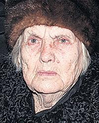 Мама Александра Гавриловича готовится к вынужденному переезду