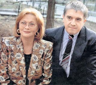 Брак с Натальей ГУНДАРЕВОЙ Михаил называет годами бесконечного счастья
