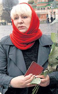 Виктория ФИЛИППОВА в курсе перипетий первого брака Михаила Ивановича