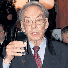 Артист старой закалки Алексей БАТАЛОВ пил только беленькую
