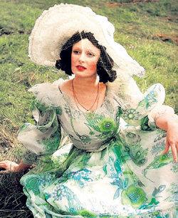 В телесериале «Большая любовь Бальзака» (1973) ТЫШКЕВИЧ сыграла Эвелину Ганскую, которой писатель посвятил многие произведения