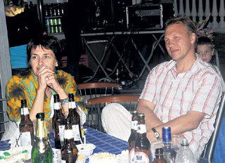Анатолий ЖУРАВЛЕВ наконец посвятил всего себя жене Наталье