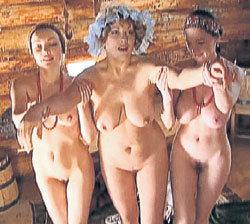 Порно фото оксаны марченко в бане
