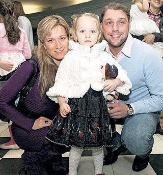 Дружное семейство скоро станет ещё счастливее (фото РИА Новости)