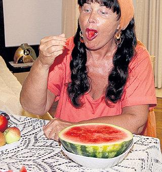 Арбузная диета хороша в меру