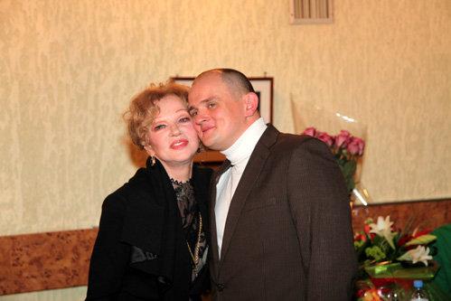 Людмила ГУРЧЕНКО, Сергей ФРОЛОВ