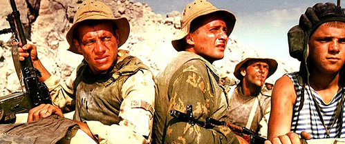 ...на самом деле высоту защищали пять офицеров, прапорщик и 30 солдат в возрасте 19-20 лет