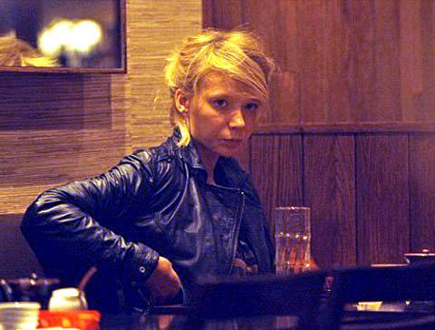 Катя Иванова в китайском ресторане в Лондоне.