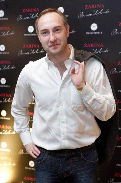 Избранник Надежды — бизнесмен Михаил УРЖУМЦЕВ (фото intermoda.ru)