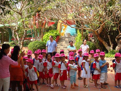ШАЦ и вьетнамские школьники