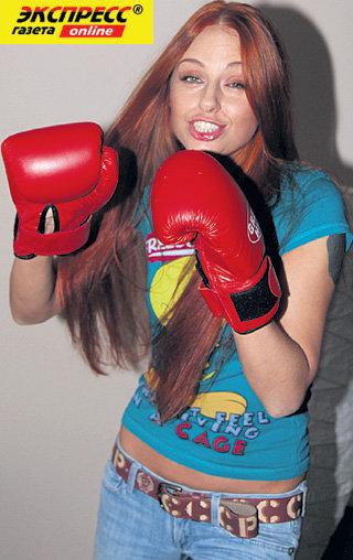 Кто сказал, что бокс - не женское дело?
