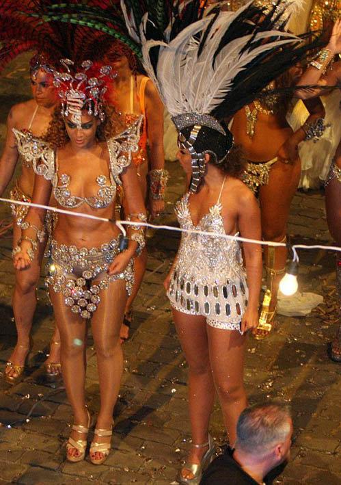 Antiguan carnival porn