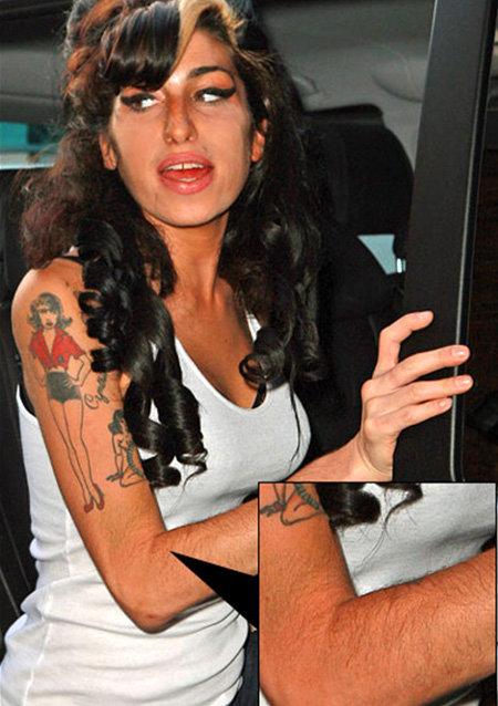 Голивудские актрисы певицы показывают свои мокрые дырочки 5 фотография