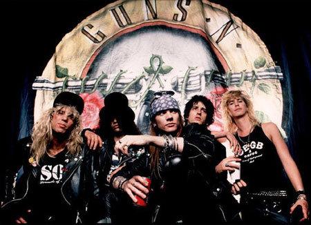 Guns N Roses. Одна из величайших рок-групп всех времен возвращается в новом концертном фильме!