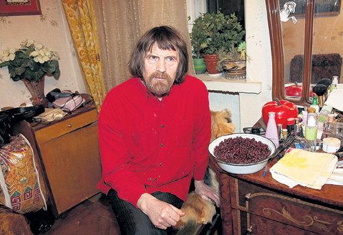 Филимон Иванович поддерживает здоровье «живыми» витаминами