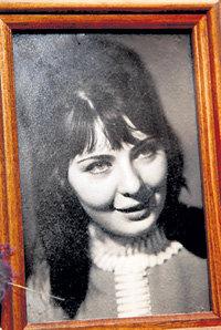 Покойная жена актёра Галина