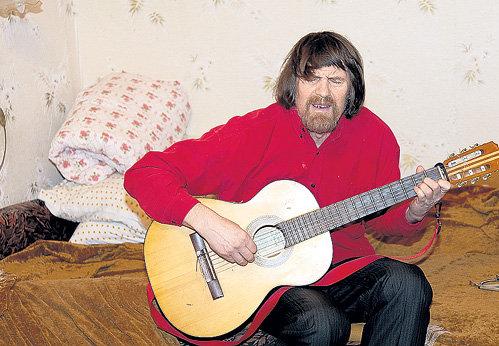 СЕРГЕЕВ - автор многих песен, в том числе к сериалу «Две судьбы»