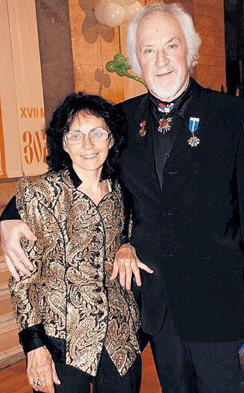 Борис ХИМИЧЕВ со своей пятой женой Галиной вместе полтора десятка лет (фото PhotoXPress)