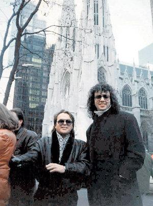 Филипп со своим директором объездили с гастролями весь мир. Много раз бывали и в Париже