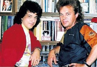 Когда Геннадий работал директором САРУХАНОВА (слева), Игорь стоил в десять раз дороже КИРКОРОВА
