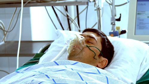 Операция  была проведена  в Главном Военном Клиническом Госпитале Внутренних Войск МВД России.