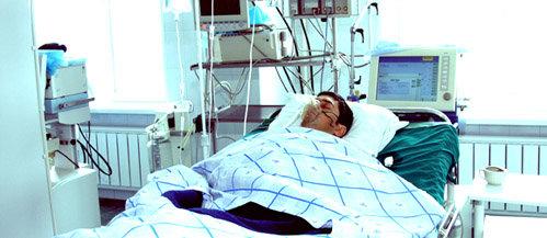 Политову сделали эндопротезирование  сустава.