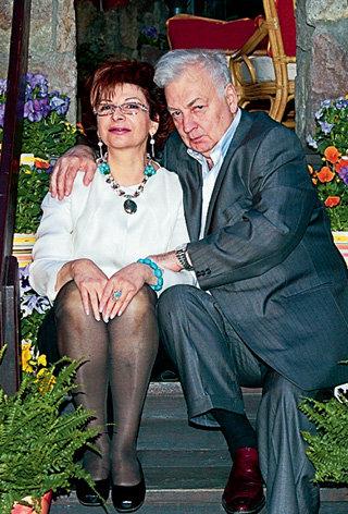 Своей страстью Роксана БАБАЯН и Михаил ДЕРЖАВИН не давали покоя Нине Ивановне (фото PhotoXPress)