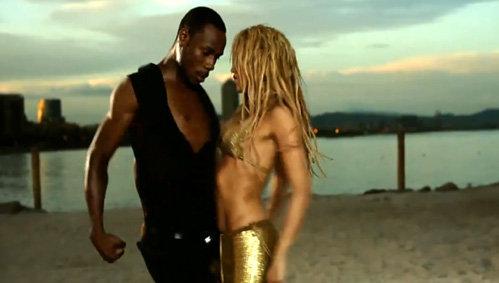 Кадр из клипа «Loca»