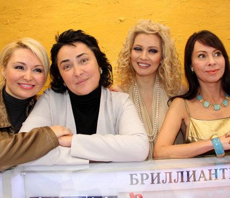 Катя ЛЕЛЬ, Лолита МИЛЯВСКАЯ, Лена ЛЕНИНА, Марина ХЛЕБНИКОВА
