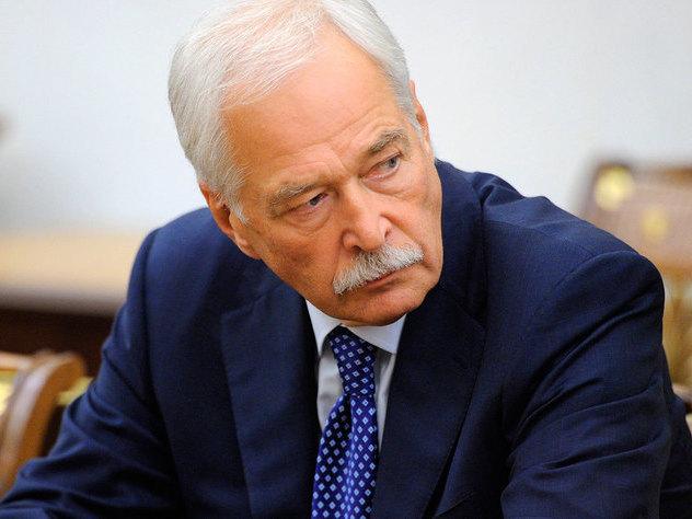 Грызлов: закон ореинтеграции Донбасса разрушит минские соглашения