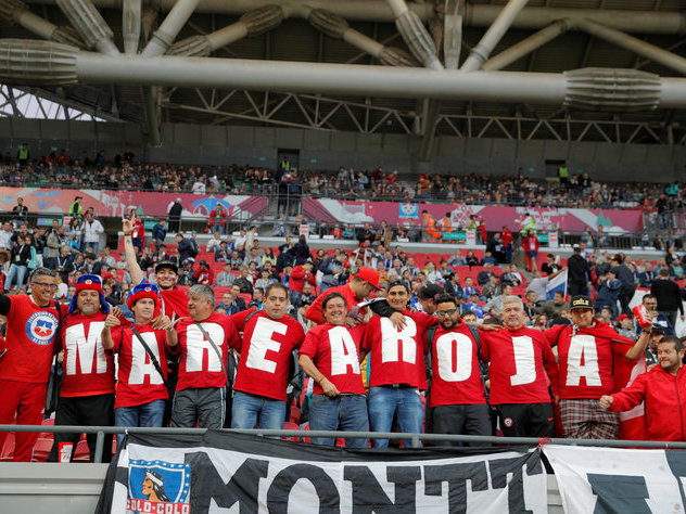 Мутко: Кубок конфедераций посетили неменее 237 тыс. болельщиков