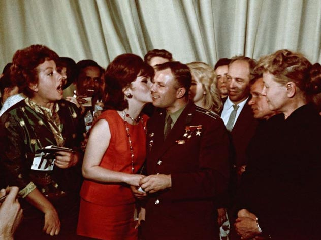 Джина Лоллобриджида: «Такой, как ты, нет» — сказал ей Гагарин