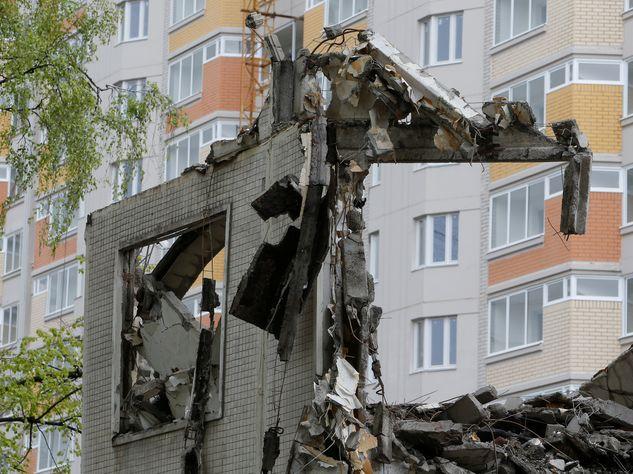 госдуме заговорили превращении московской реновации всероссийскую