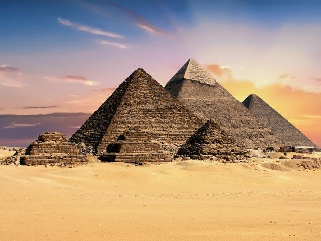 Как связаны инопланетяне и египетские пирамиды - Экспресс газета
