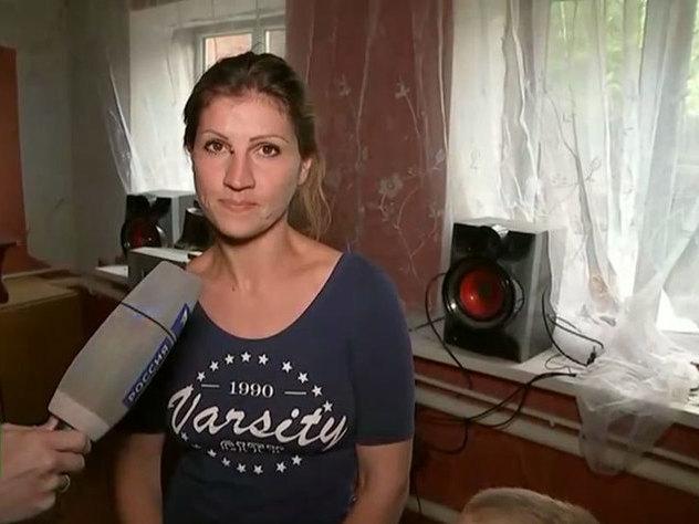 Владимир Владимиров встретился сжительницей села Краснокумского