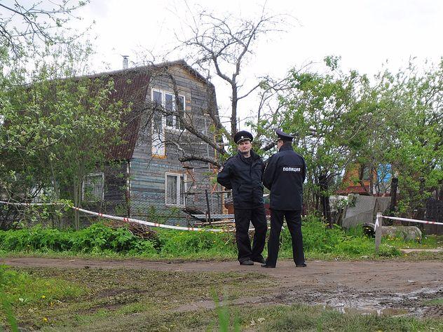СК проинформировал  обаресте вТвери подозреваемого вубийстве 9 человек