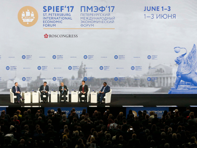 Почувствуйте разницу: официальные и реальные итоги Петербургского экономического форума