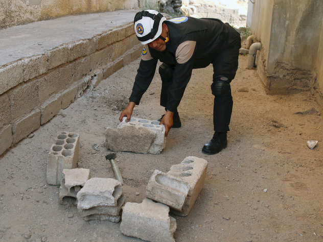 Белый дом готовится к новейшей химатаке состороны Асада