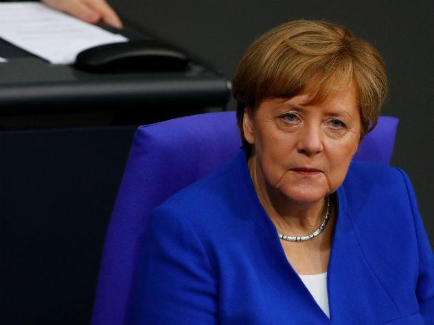 Милонов требует отлучить Меркель от церкви за сговор с сатаной