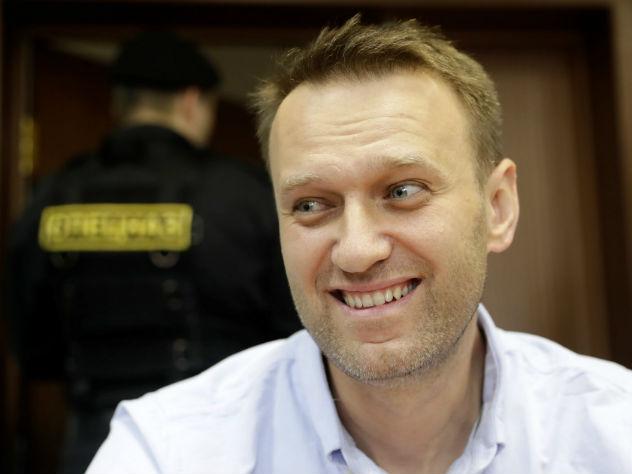 Алексея Навального могут отправить в колонию