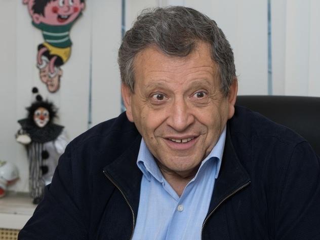 Борис Грачевский похудел благодаря стараниям молодой супруги